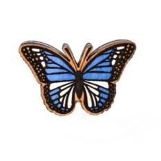 Значок WafWaf Бабочка