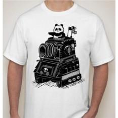 Футболка Панда в танке