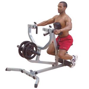 Силовой тренажер для тяги сидя