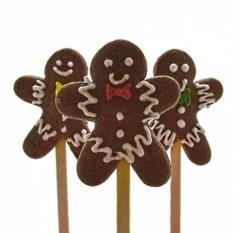 Печенье на палочке Человечек