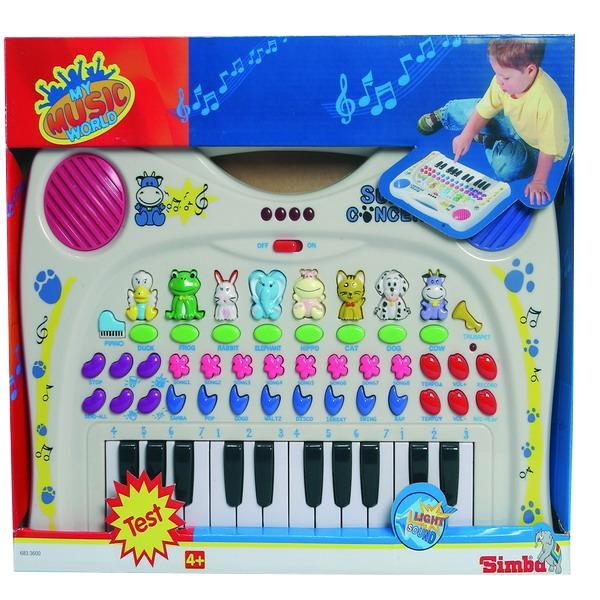 Музыкальный инструмент Simba Пианино
