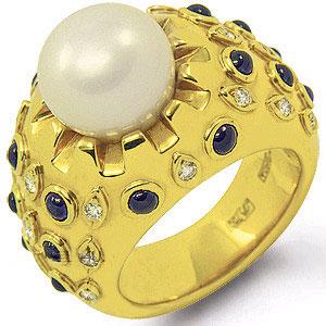 Эксклюзивное кольцо