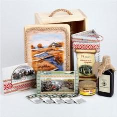 Подарочный набор «Сибирь. Чай»