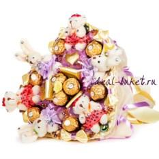 Букет из конфет Очарование