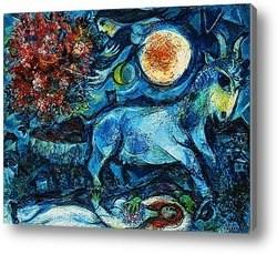 Репродукция картины Шагала