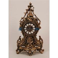 Часы из бронзы Коста-Дорада, цвет каштановый