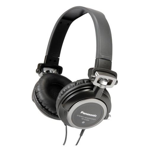 Наушники Panasonic RP-DJ600 Black