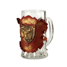 Пивной бокал «Зубр»