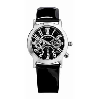 Серебряные часы НИКА «Лунник»