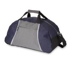 Синяя спортивная сумка с одним отделением Slazenger