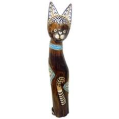 Очаровательная статуэтка Кот (высота 150 см)