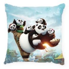 Подушка Панда на одной ноге