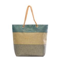 Разноцветная пляжная сумка Moltini
