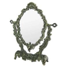 Настольное зеркало Ракушка