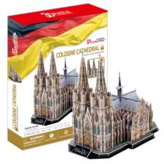 3D Пазл Кёльнский собор ( Германия)