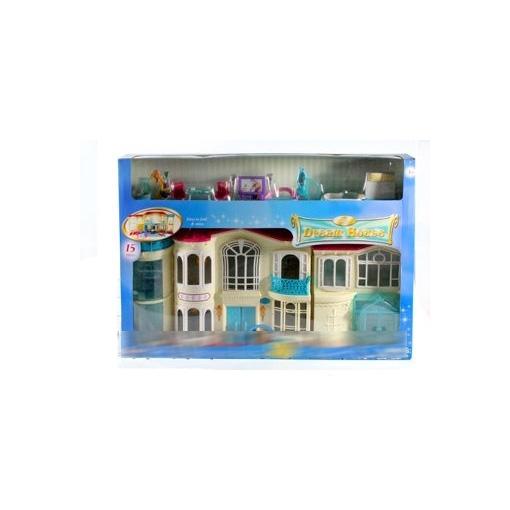 Кукольный дом музыкальный