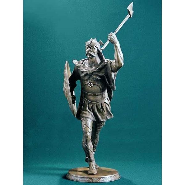 Cкульптура Гальский воин