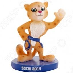 Фигурка-талисман Sochi 2014 «Леопард»