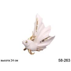 Фигурка Белая рыбка