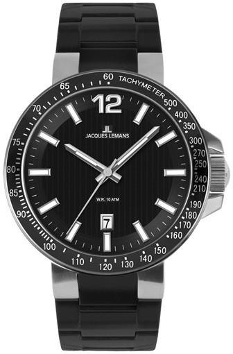 Мужские наручные часы Jacques Lemans 1-1695A
