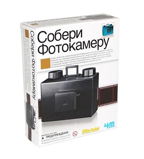 Научный набор Собери фотокамеру