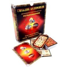 Настольная игра «Зельеварение. Гильдия алхимиков»
