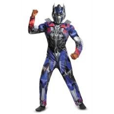 Детский костюм Трансформер Оптимус Прайм