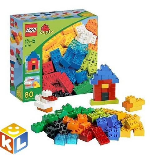 Конструктор Лего Дупло Основные элементы