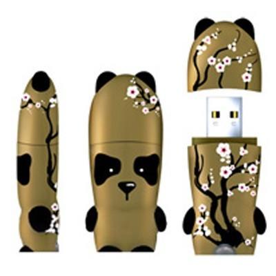 Флешка Golden Panda
