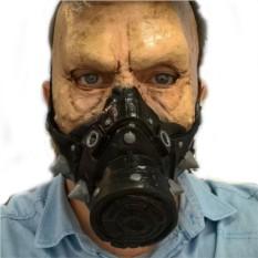 Латексная маска Биологический агент