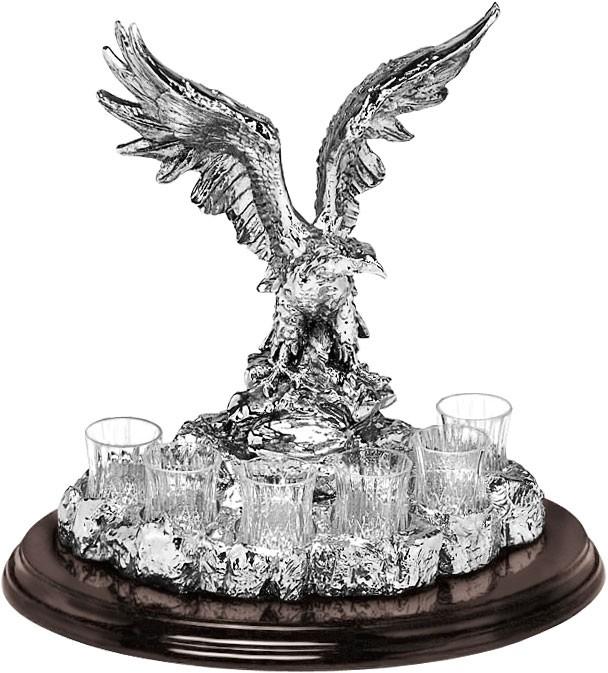 Набор для водки «Птица высокого полета»
