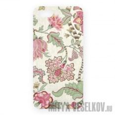 Чехол для IPhone 5 Розовые лотосы