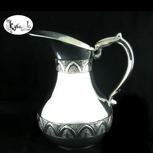 Кувшин серебряный