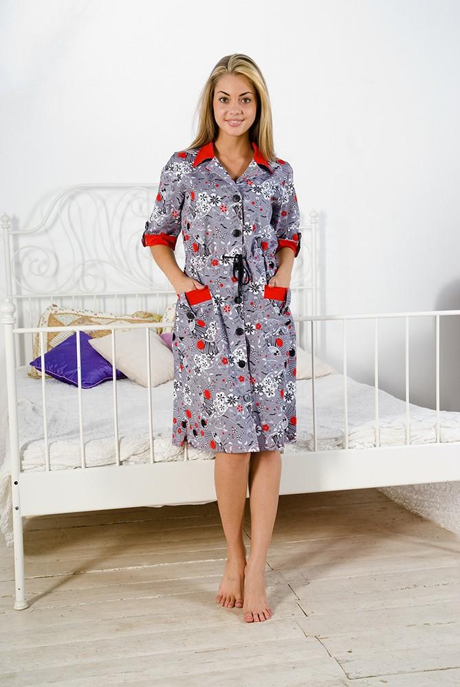 Женский халат Катерина