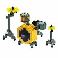 Мини-конструктор Nanoblock Барабаны, 170 элементов