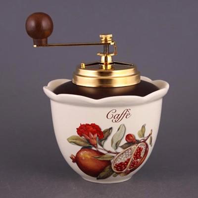 Ручная кофемолка «Гранатовая»