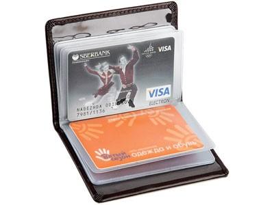 Футляр для кредитных и дисконтных карт