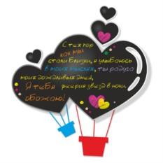 Магнитная доска Hearts (Fasten Fix)