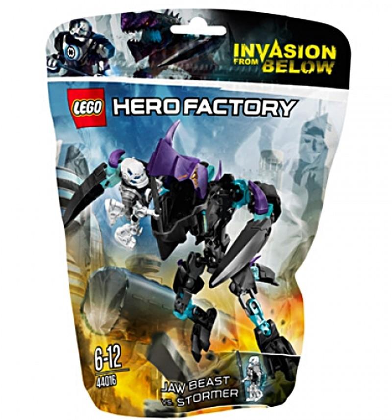 Конструктор Lego Кусачий монстр против Стормера Factory