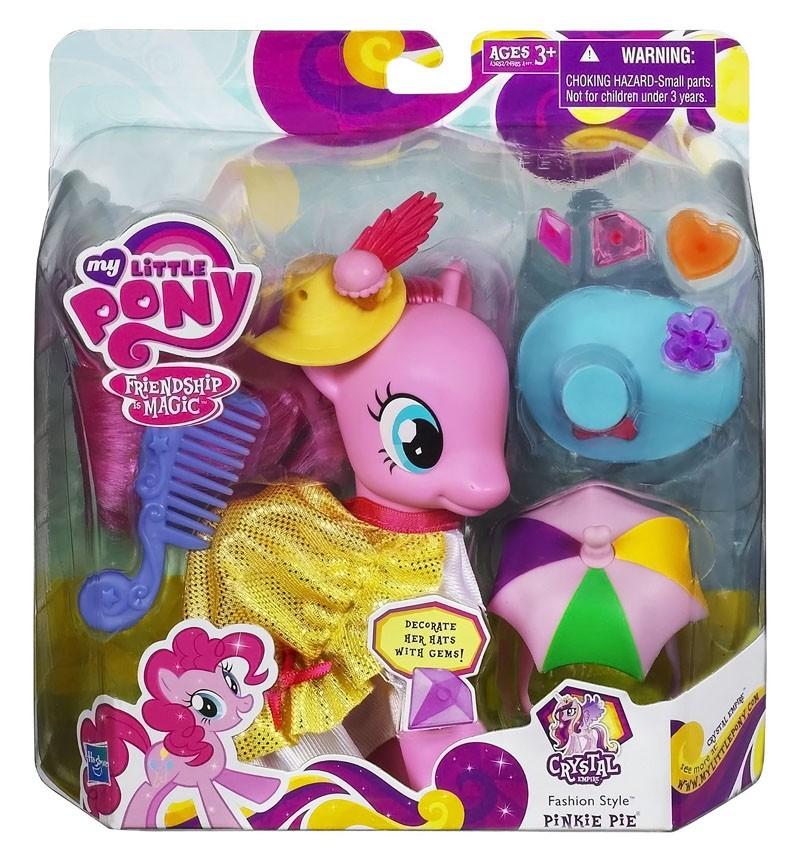 Игровой набор Hasbro Пони-модницы, My Little Pony