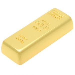 Флешка Слиток золота 8Гб