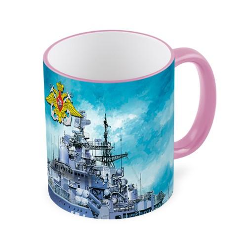 Кружка 3D ВМФ