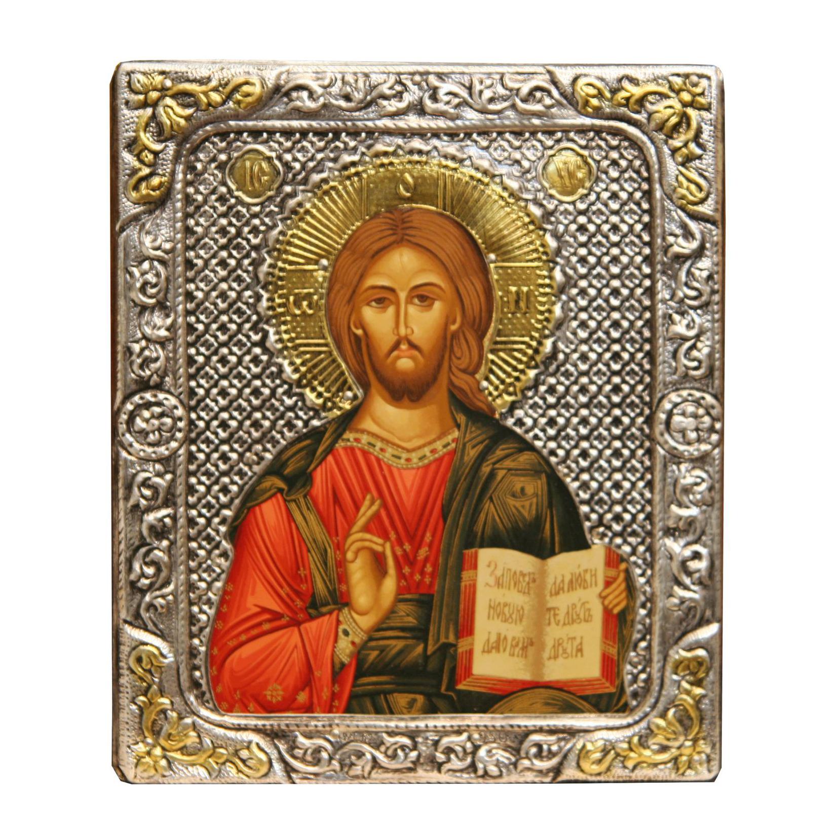 Икона «Христос Пантократор»