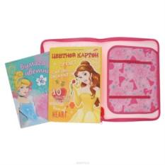 Набор школьных принадлежностей для труда Princess