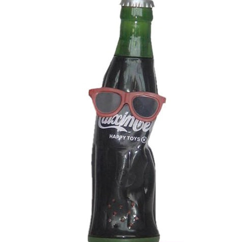 Кока-кола танцующая