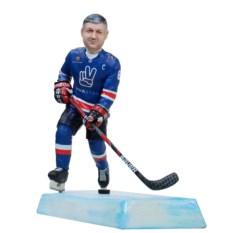 Подарок хоккеисту Первый на льду, 30 см