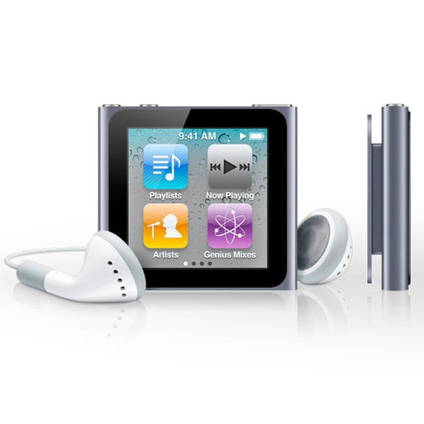 Плеер MP3 Apple iPod nano 6th Generation 8GB