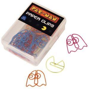 Скрепки Pac-Man