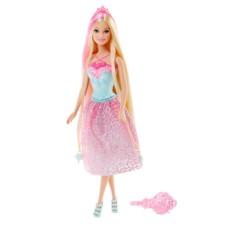 Кукла-принцесса Barbie с длинными волосами