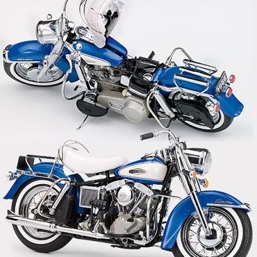 Harley-Davidson FLH Electra Glide 1966